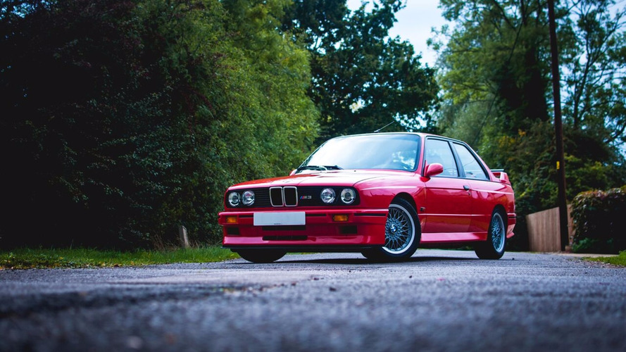 Legendary BMW and Mercedes Evos go to auction