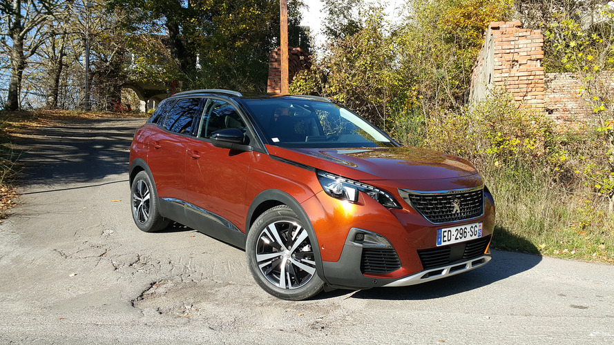 İlk Sürüş: Yeni Peugeot 3008 ALLURE 1.6 THP 165 bg EAT6