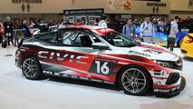 Honda Civic Coupe Racing concept