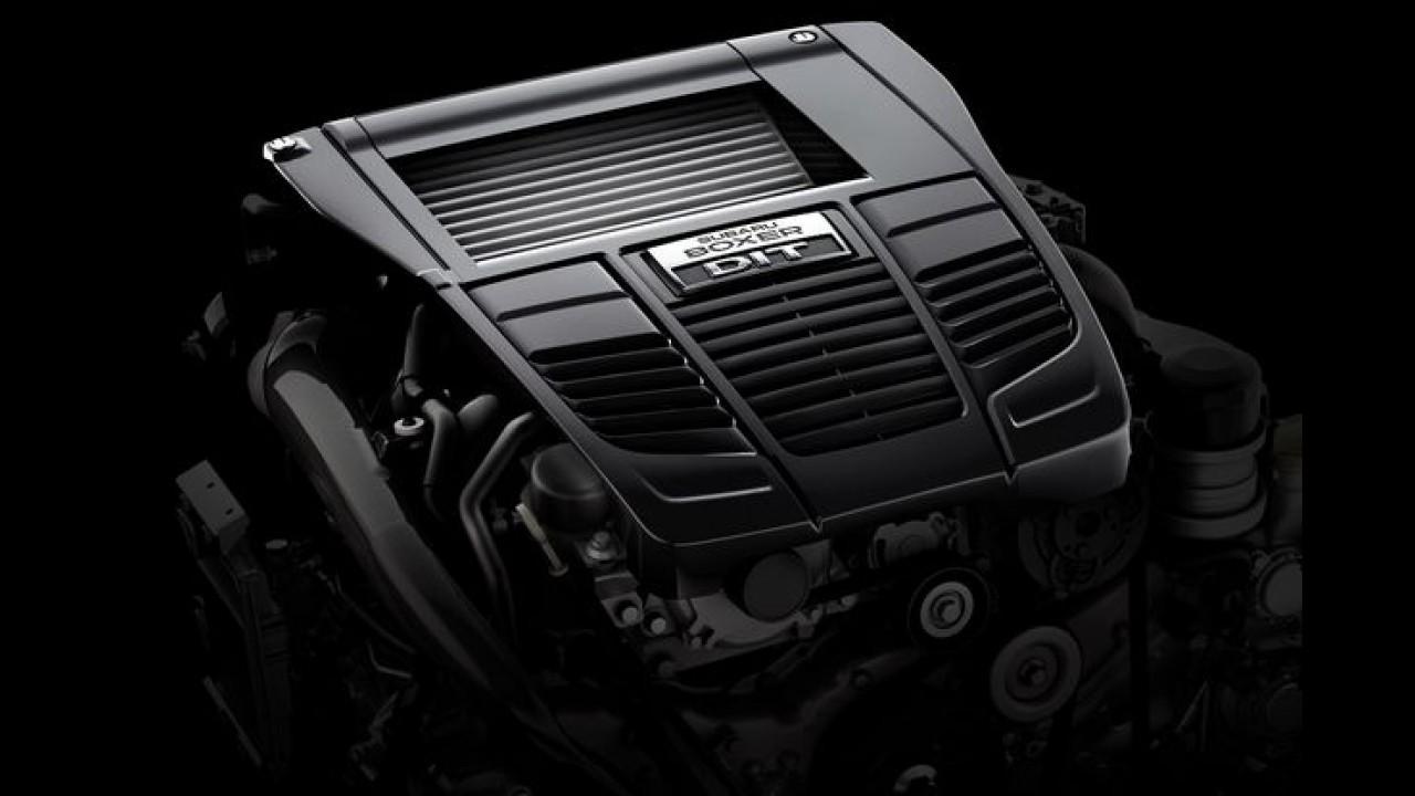 Subaru: 15 milhões de motores Boxer produzidos em 49 anos - veja galeria