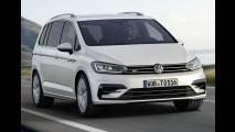 Minivan do Golf, Touran ganha plataforma MQB e novo design