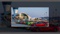 BMW i8 - Préparation Abu Dhabi Motors
