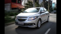 Mais caros: Chevrolet anuncia nova tabela de preços para Onix, Prisma e Spin