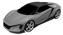Possible Honda S2000 patent