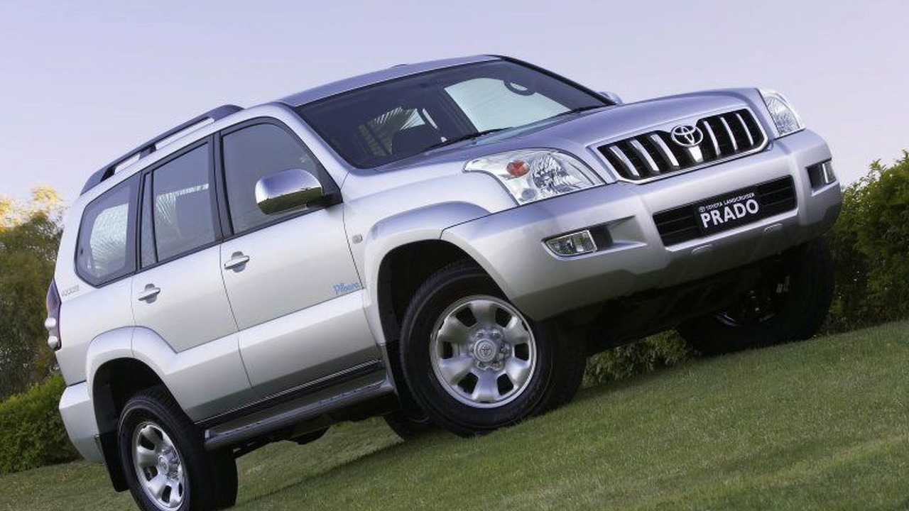 Toyota Prado Pilbara Limited Edition