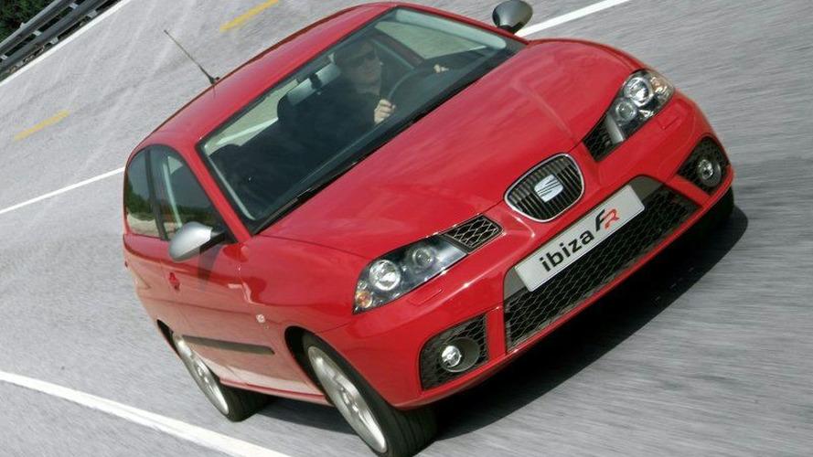 New SEAT Ibiza Facelift Revealed