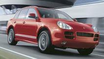 Porsche Cayenne S Titanium Edition