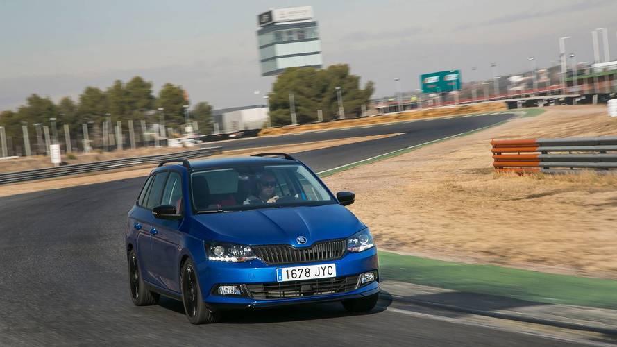 Prueba Škoda Fabia Monte Carlo, inspirado en el Mundial de Rallies