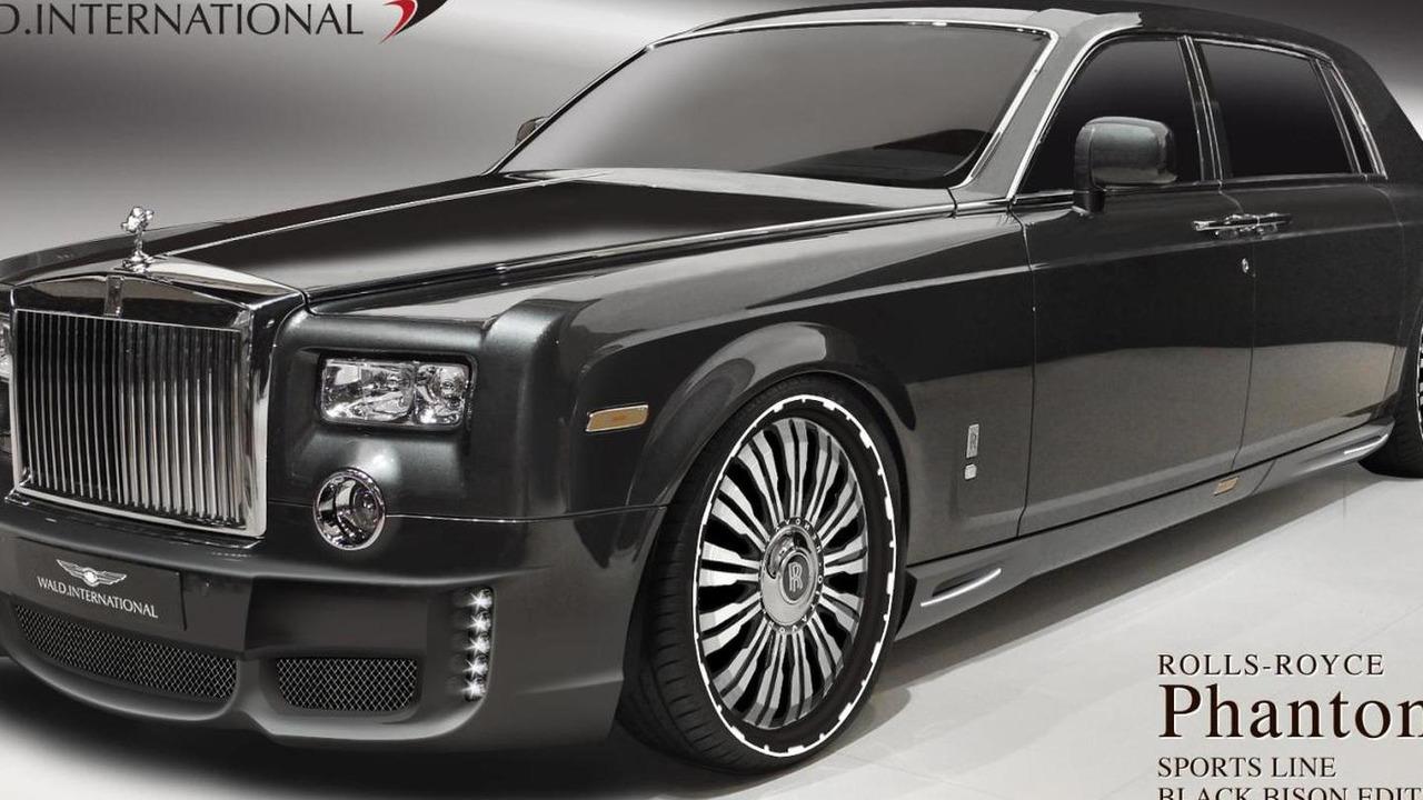 Rolls Royce Phantom SPORTS LINE Black Bison by Wald, 1600, 30.11.2010