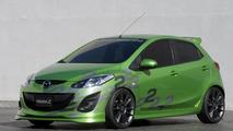 Mazda2 Carbon - SEMA 2010