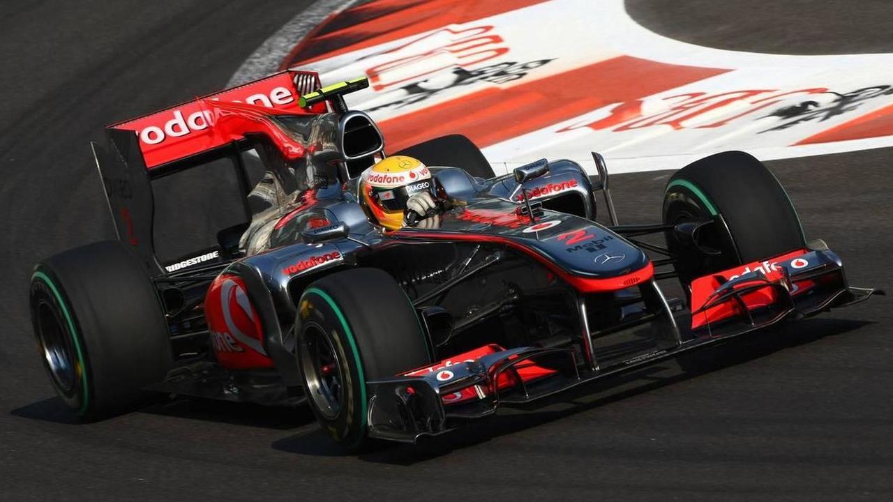 Lewis Hamilton (GBR), McLaren Mercedes - Formula 1 World Championship, Rd 19, Abu Dhabi Grand Prix, 13.11.2010