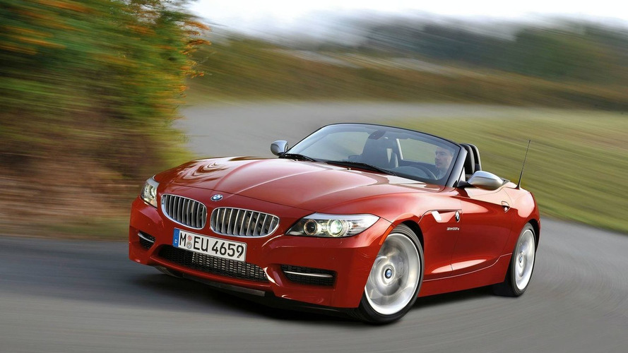 Official BMW Z4 GT3 with M3 V8 engine