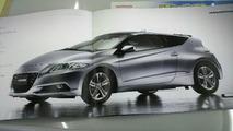 2010 Honda CR-Z leaked brochure scans 08.12.2009 - 920