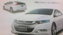 2009 Honda Insight brochure leak
