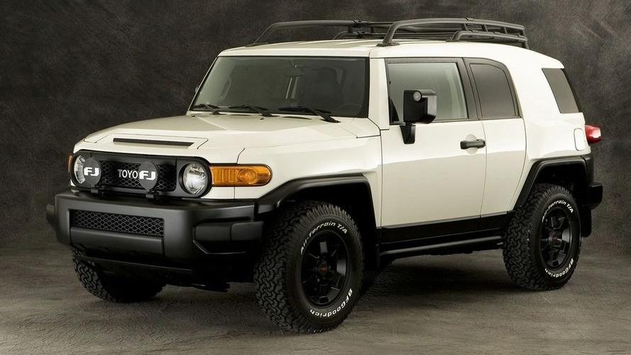2009 Toyota FJ Cruiser Special Edition at SEMA 2008