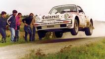 Walter Röhrl in 911 SC - 2011 Targa Tasmania 06.04.2011