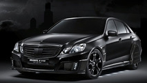 Brabus E V12 based on Mercedes E-Class W 212 - 1100