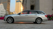 2010 Mercedes E-Class Estate 1:43 Scale Model Images Surface