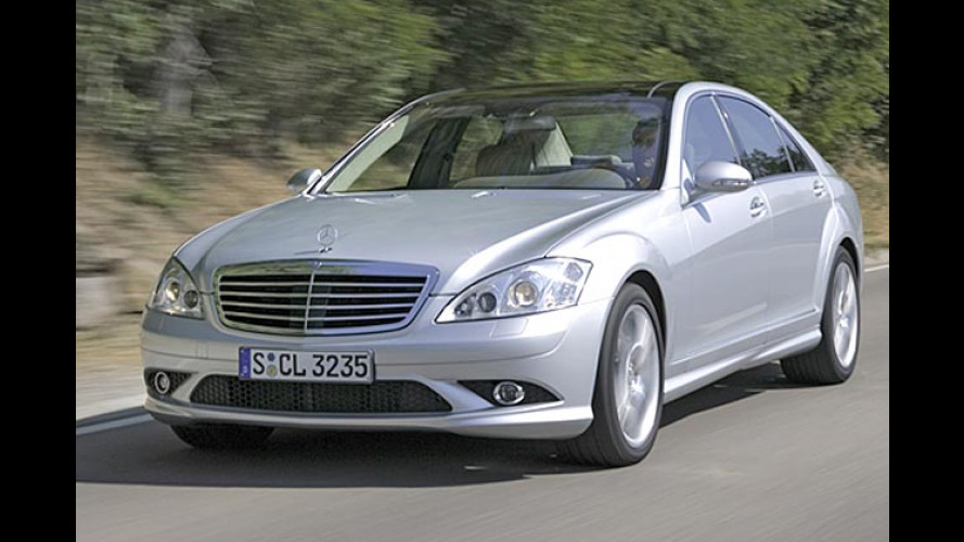 Mercedes S-Klasse: AMG-Dress für den neuen Luxus-Benz