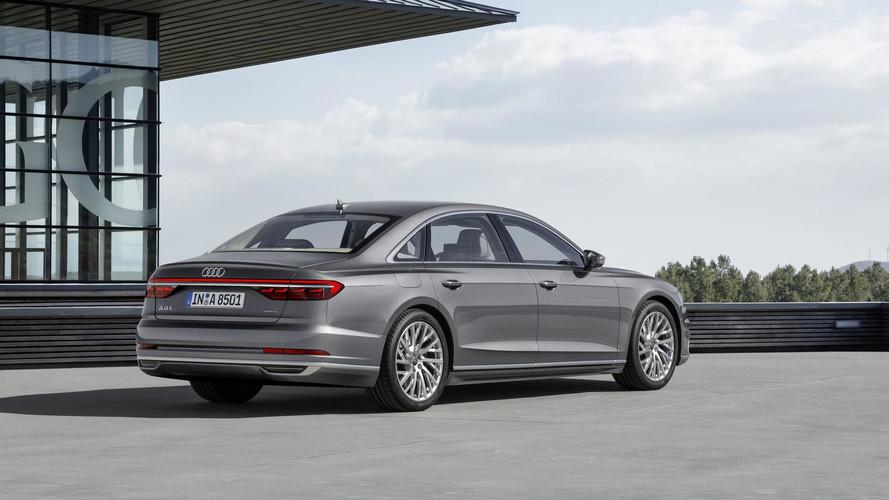 Biztosan nem készül teljesen elektromos változat az új Audi A8-ból