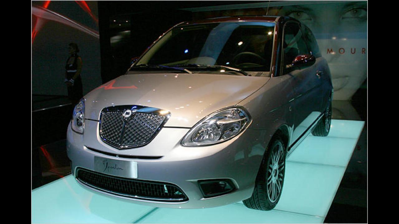 Lancia Ypsilon Facelift