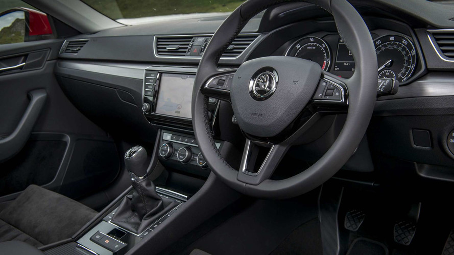 2017 Skoda Superb Estate