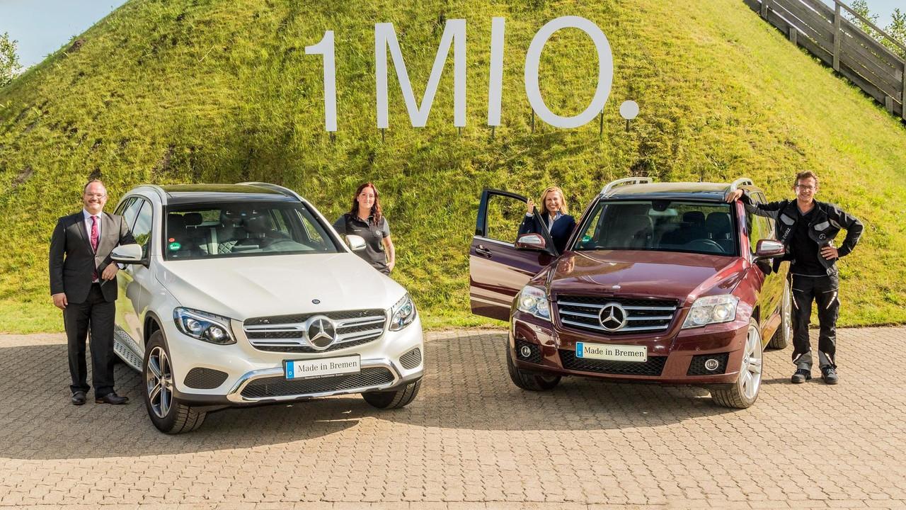 Mercedes GLK / GLC satış başarısı