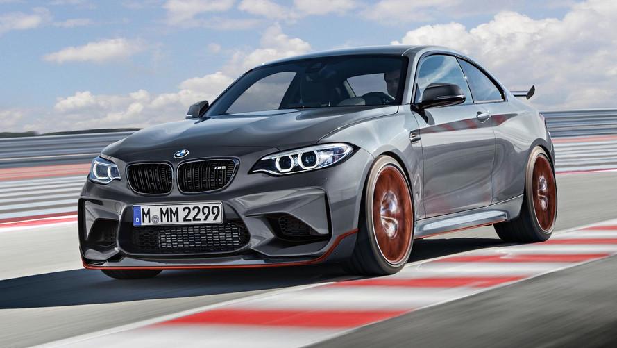 Hivatalos: Érkeznek a CSL modellek a BMW-től