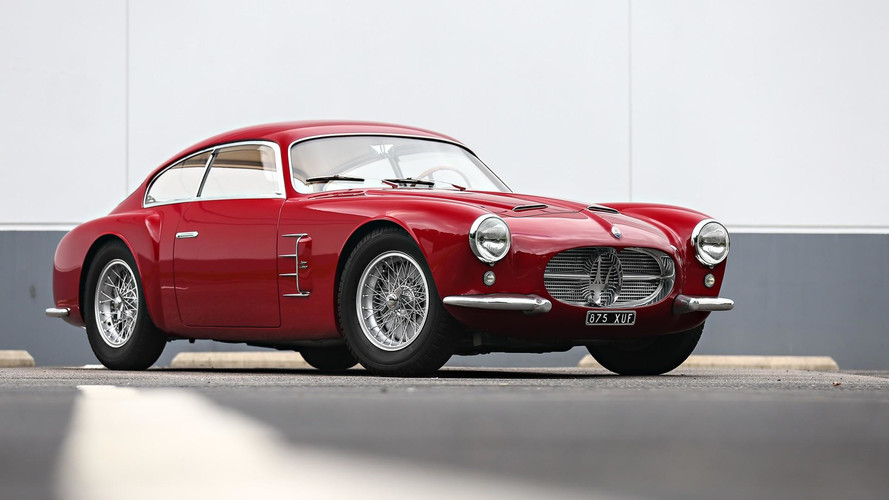 Ferrari, Maserati Classics Could Fetch Over $25M [UPDATE]