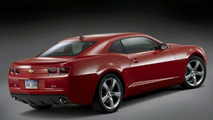 2010 Chevy Camaro Production Car
