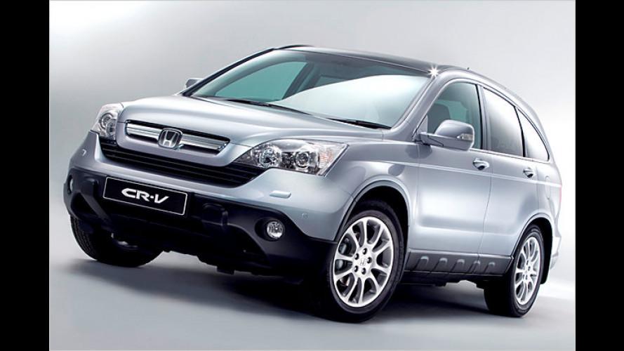 Preise bekannt: Der Honda CR-V kostet ab 26.950 Euro