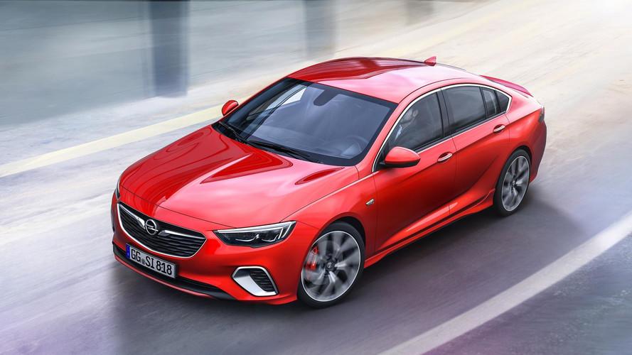 Opel Insignia GSi 2017, instinto deportivo