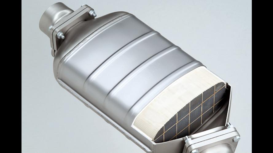 BMW rüstet auf und nach: Partikelfilter für alle Diesel-Modelle