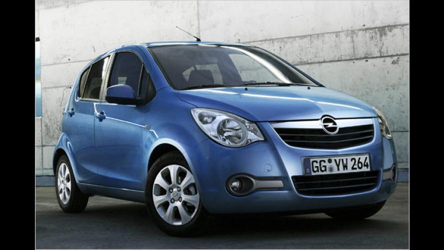 Neuer Opel Agila kommt: Der Mikrovan wird deutlich schicker