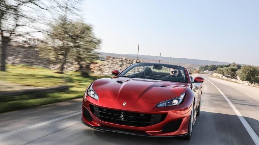 Ferrari Portofino, con 600 CV dice addio alla California