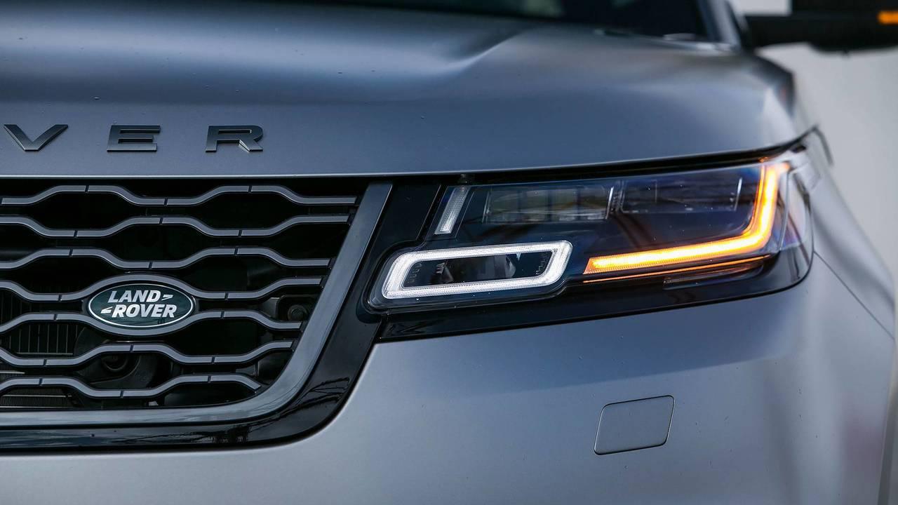 Teaser prueba Range Rover Velar 2018