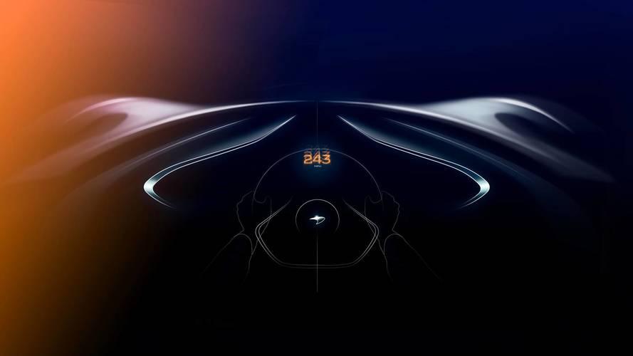 McLaren BP23 teaser images released