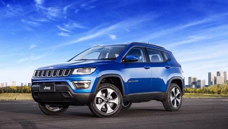 Mais vendidos na 1ª quinzena de maio: Jeep emplaca Compass e Renegade no top 10