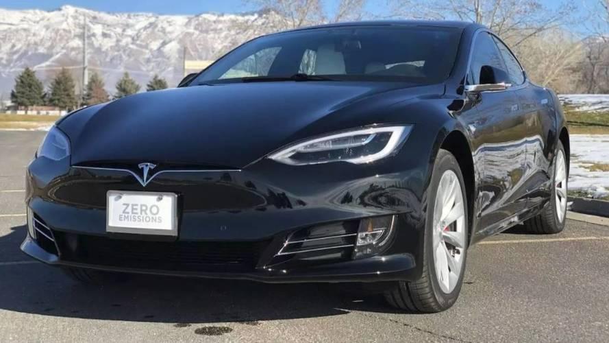 Cette Tesla Model S ne craint plus les balles