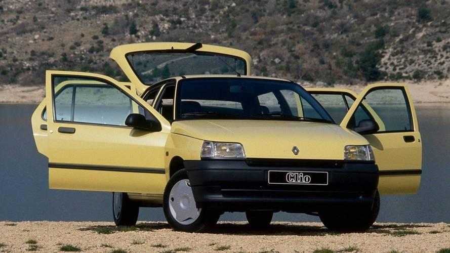 Renault Clio evrim