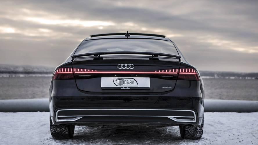 VIDÉO - Succomberez-vous au charme de l'Audi A7 Sportback ?