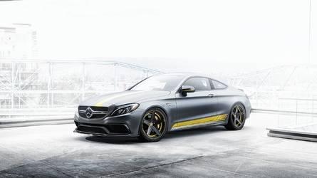 Kissé megváltozott a Mercedes-AMG C63 Edition 1