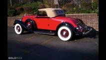 Pierce-Arrow Twelve Convertible Coupe