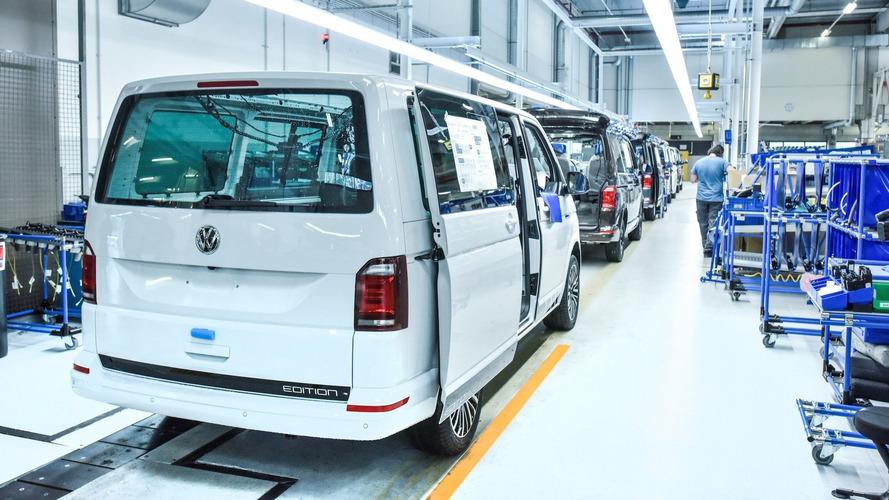 VW California 100,000th Example
