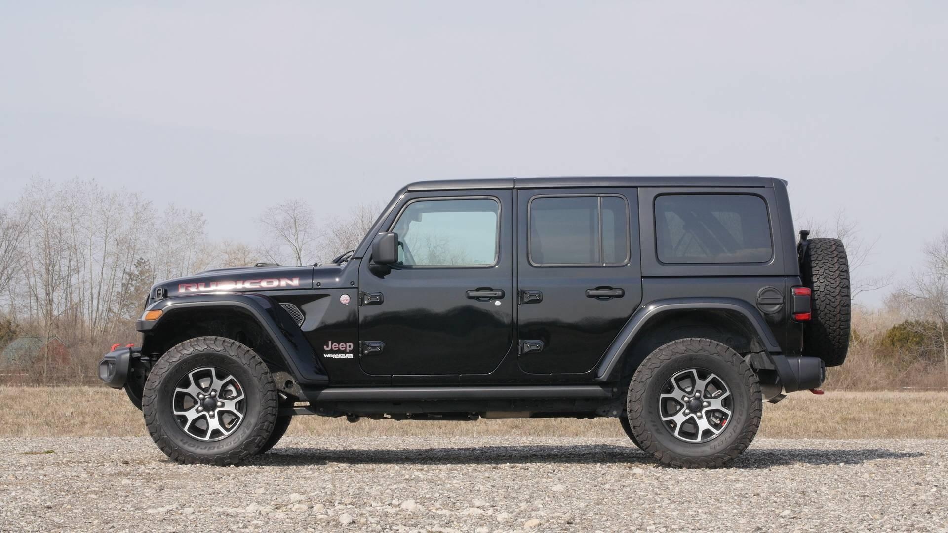 jeep anniversary unlimited continued quarter the front rubicon three bumpers photo wrangler wings features simple outer on x