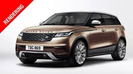 Range Rover Evoque, stile Velar per la seconda generazione