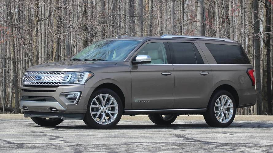 2018 Ford Expedition Platinum Max Review: Fresh, Fantastic