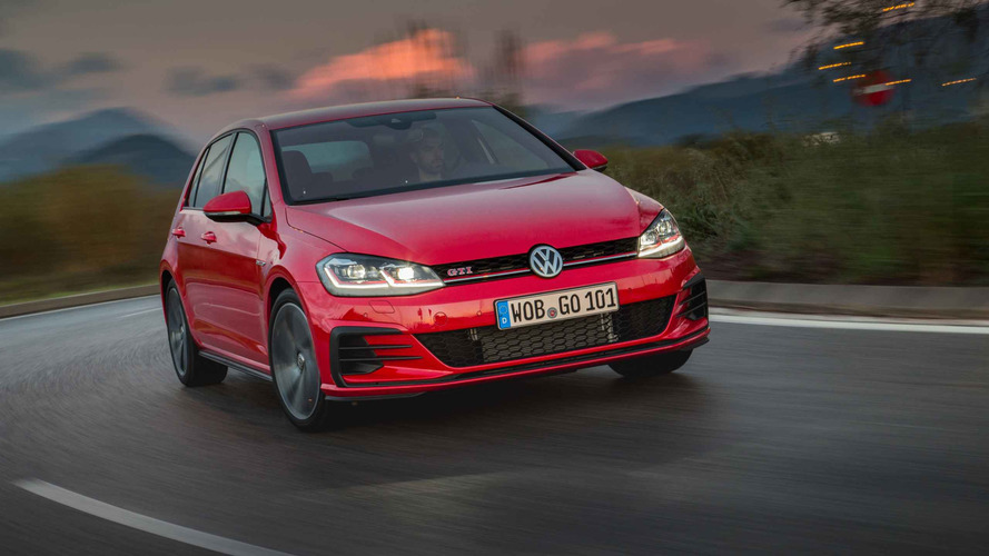 Hyundai: Golf GTI Deteriorates After Two Track Laps; VW Replies