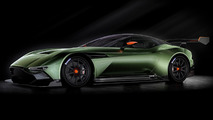 Aston Martin Vulcan primeros pedidos
