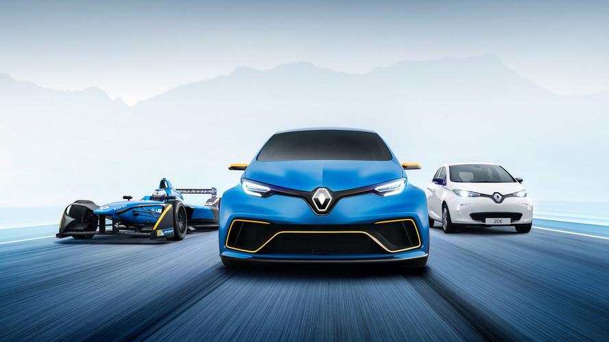 Sorozatgyártásba küldheti a Renault az E-Sport tanulmányt